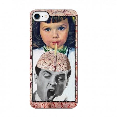 """Чехол для Apple iPhone с принтом """"Ads Snack"""""""