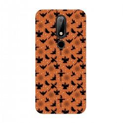 """Чехол для Nokia с принтом """"Halloween"""""""