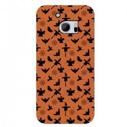 """Чехол для HTC с принтом """"Halloween"""""""