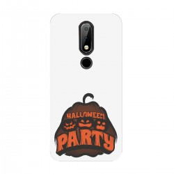"""Чехол для Nokia с принтом """"Halloween party"""""""