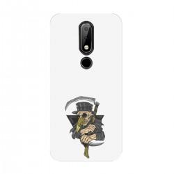 """Чехол для Nokia с принтом """"Чумной доктор-2"""""""