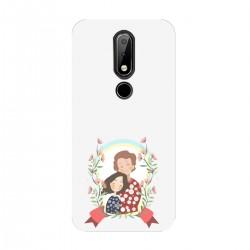 """Чехол для Nokia с принтом """"Моя мама"""""""