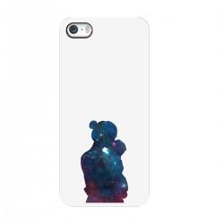 """Чехол для Apple iPhone с принтом """"Мама с ребенком-3"""""""