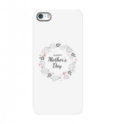 """Чехол для Apple iPhone с принтом """"День матери-10"""""""