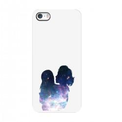 """Чехол для Apple iPhone с принтом """"Мама с ребенком-4"""""""