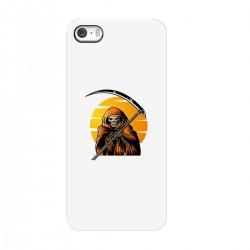 """Чехол для Apple iPhone с принтом """"Смерть с косой"""""""