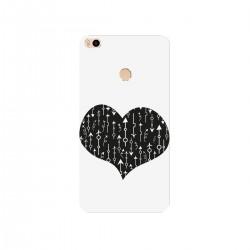 """Чехол для Xiaomi с принтом """"Сердце со стрелками-2"""""""