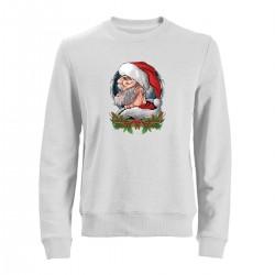 """Свитшот с принтом """"Mr. Santa"""""""