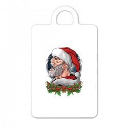 """Брелок с принтом """"Mr. Santa"""""""