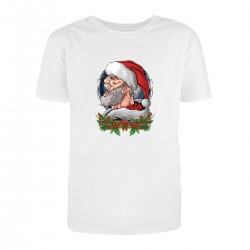"""Футболка с принтом """"Mr. Santa"""""""