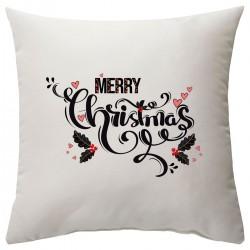 """Подушка с принтом """"Christmas Love"""""""