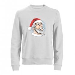 "Свитшот с принтом ""I am Santa"""