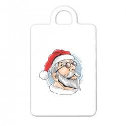 """Брелок с принтом """"I am Santa"""""""