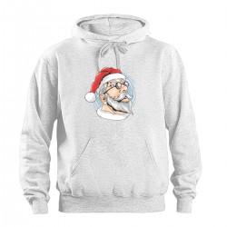 """Толстовка с принтом """"I am Santa"""""""