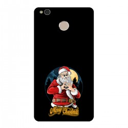 """Чехол для Xiaomi с принтом """"Christmas heart"""""""