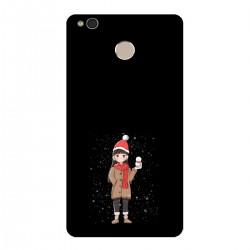 """Чехол для Xiaomi с принтом """"Hi, Christmas"""""""