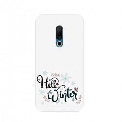 "Чехол для Meizu с принтом ""Winter hello"""