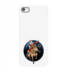 """Чехол для Apple iPhone с принтом """"Праздник к нам приходит"""""""