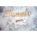 """Фоторамка - держатель для фото с прищепками """"Moments"""""""