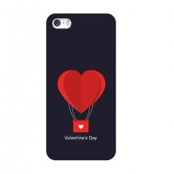 """Чехол для Apple iPhone с принтом """"Сердечный воздушный шар"""""""