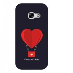 """Чехол для Samsung с принтом """"Сердечный воздушный шар"""""""