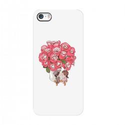 """Чехол для Apple iPhone с принтом """"Just for you"""""""