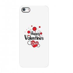 """Чехол для Apple iPhone с принтом """"Счастливая любовь"""""""