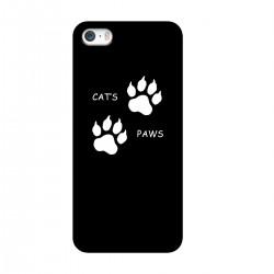 """Чехол для Apple iPhone с принтом """"Cats Paws"""""""