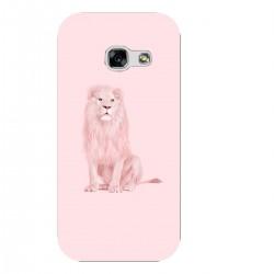 """Чехол для Samsung с принтом """"Albino lion"""""""