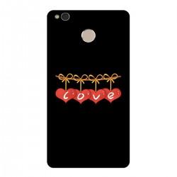 """Чехол для Xiaomi с принтом """"Сердечки-подвески"""""""