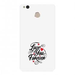 """Чехол для Xiaomi с принтом """"Love You Forever"""""""