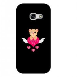 """Чехол для Samsung с принтом """"Мишка-ангелочек"""""""
