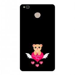 """Чехол для Xiaomi с принтом """"Мишка-ангелочек"""""""