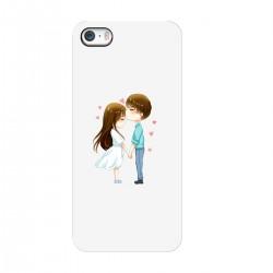"""Чехол для Apple iPhone с принтом """"Милые влюбленные"""""""