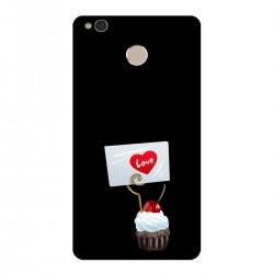 """Чехол для Xiaomi с принтом """"Пироженка для влюбленных"""""""