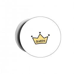 """Попсокет с принтом """"I am Queen-2"""""""