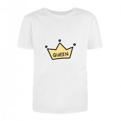"""Футболка с принтом """"I am Queen-2"""""""