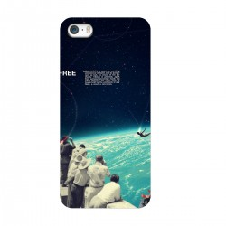 """Чехол для Apple iPhone с принтом """"Free cosmos"""""""