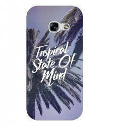 """Чехол для Samsung с принтом """"Tropical State of mind"""""""