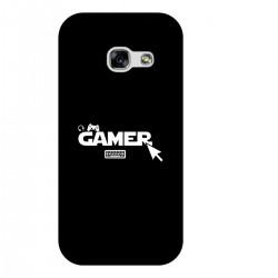 """Чехол для Samsung с принтом """"Gamer"""""""