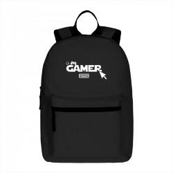 """Рюкзак с принтом """"Gamer"""""""