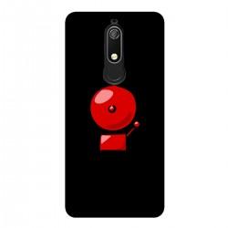 """Чехол для Nokia с принтом """"Пожарная сигнализация"""""""