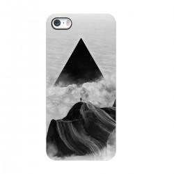 """Чехол для Apple iPhone с принтом """"Пик одиночества"""""""