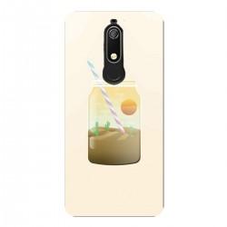 """Чехол для Nokia с принтом """"Глоточек пустыни"""""""