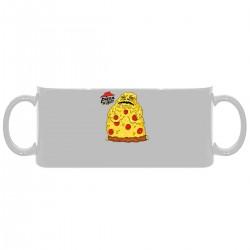 """Кружка с принтом """"Pizza the Hutt"""""""