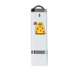 "USB-накопитель с принтом ""Pizza the Hutt"""