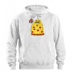 "Толстовка с принтом ""Pizza the Hutt"""