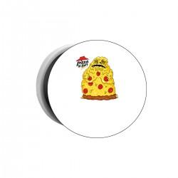 """Попсокет с принтом """"Pizza the Hutt"""""""