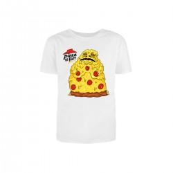 """Футболка детская с принтом """"Pizza the Hutt"""""""