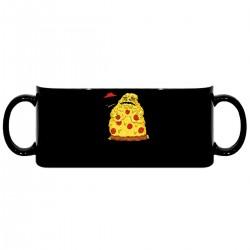 """Кружка хамелеон с принтом """"Pizza the Hutt"""""""
